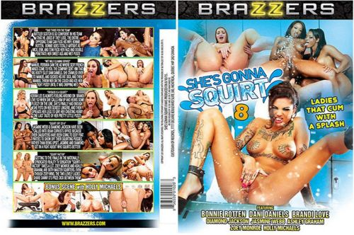 Shes Gonna Squirt 8 (2015)