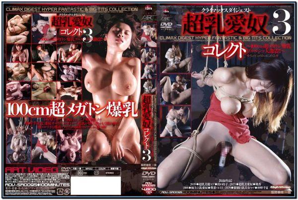 ADV-SR0095 Huge Tits Love Slave Collection 3 BDSM