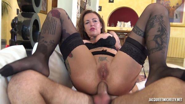 Eva - Eva enjoys anal (29.07.2020) [FullHD 1080p] (JacquieetMichelTV)