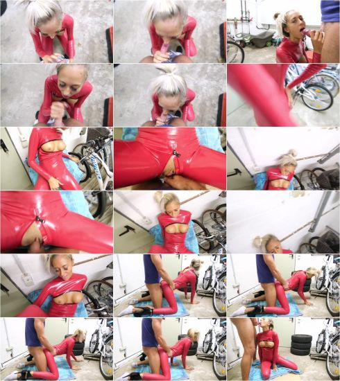 MDH: SkinnyBitch99 - Im Fahrradkeller gefickt vom Hausmeister (HD/720p)