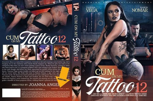 Cum On My Tattoo 12 (2020)