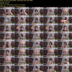 Loverachelle2 - No Escape Little Toilet (2020 / FullHD 1080p)