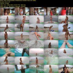 Natalia A - Naked Ibiza Vacation - Part One (FullHD 1080p)