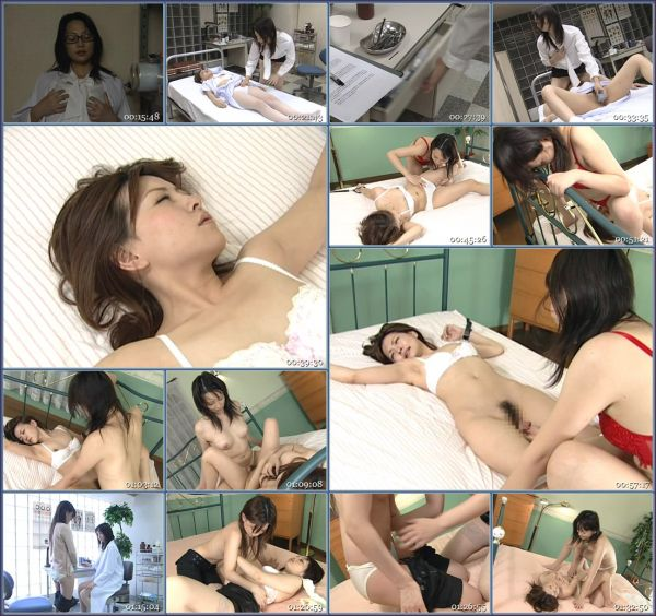 LR-05D Targeted Nurse Lesbian Training vol  5 JAV Femdom Lezdom