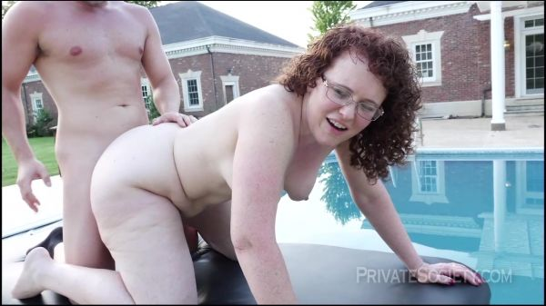 Amateur - Fuck Mamas Hairy Red Pussy (01.08.2020) [HD 720p] (PrivateSociety)