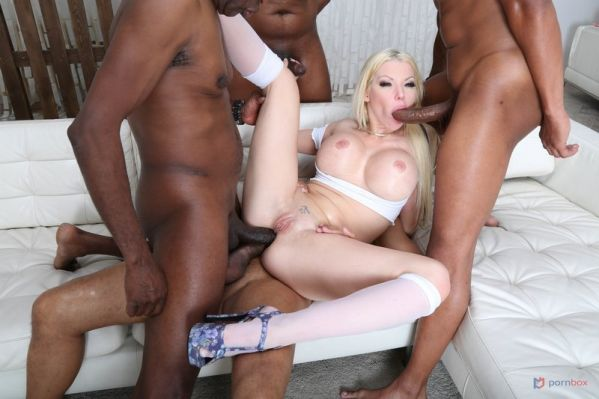 Barbie Sins - Barbie Sins Hard BBC Fucking with Balls Deep Anal, DAP, ButtRose, Gapes, Squirt, Submission, Creampie Swallow GIO1486 [HD 720p] (LegalP0rno)