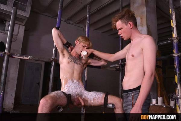 BN - Leo Torments Twinky Jacob - Part 2