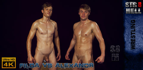 S8H - Filda Daneska vs Alexandr Jander - WRESTLING