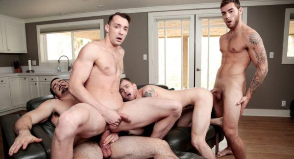 NDB - Ryan Jordan, Johnny B II, Alex James, Carter Woods - Ballin' Bros
