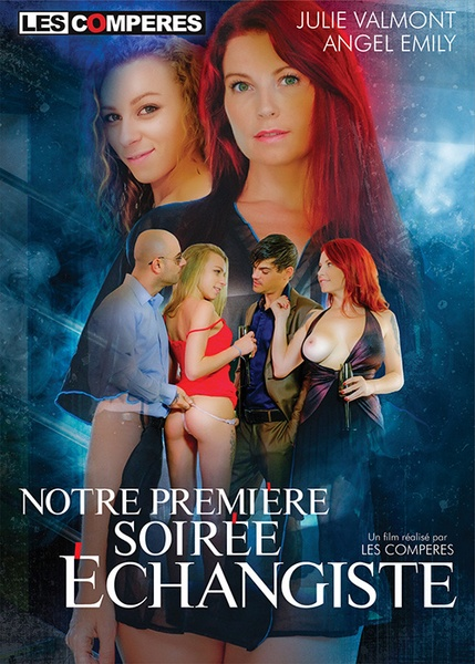 Our First Swingers` Party - Notre premiere soiree echangiste (Year 2019) (HD Rip 720p) Cover