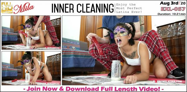 Mila - Inner Cleaning - EXL-057 (03.08.2020) (FullHD/2020) by Extremelatina