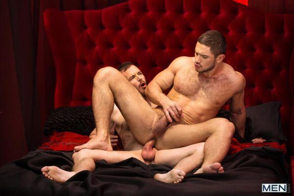 MEN - Undressed - Dato Foland & Franky Fox