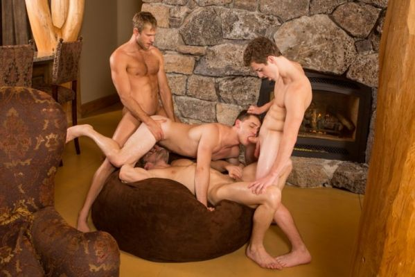 SC - Winter Getaway - Day 8 - Atticus, Blake, Brendan & Robbie