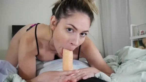 Ashley Alban - StepSis Wants Your Big Dick