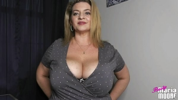 Maria Moore - Boob Clapping Therapy