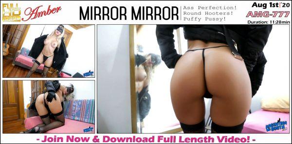 Amber - Mirror Mirror - AMG-777  (01.08.2020) [FullHD 1080p] (Argentinamegusta)