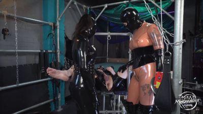 Kinky Mistresses – Miss Patricia, Lady Valeska Anal Stretching