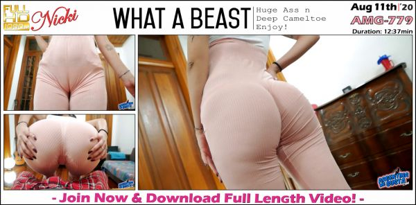 Nicki - What A Beast - AMG-779 (11.08.2020) [FullHD 1080p] (Argentinamegusta)