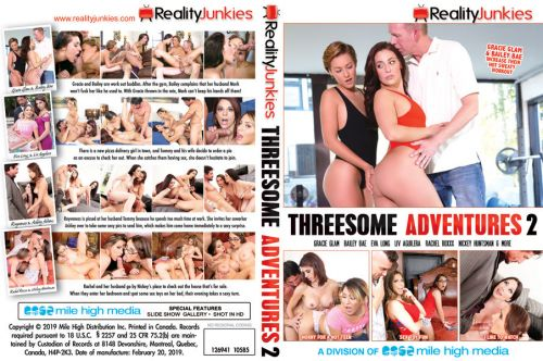 Threesomes Adventures 2 (2019)