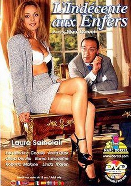 L`indecente aux enfers (Year 1997) Cover