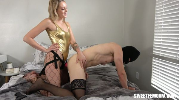 Only Speak When Spoken To [SweetFemdom] Charlotte Sins (866 MB)