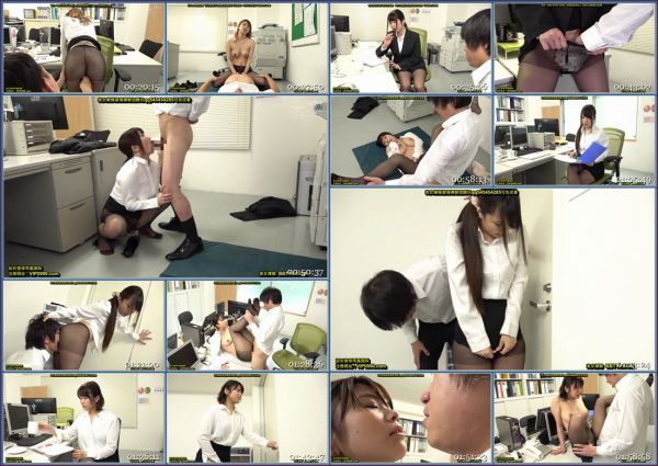GETS-113 Female Teacher With Beautiful Legs In Black Pantyhose Fetish