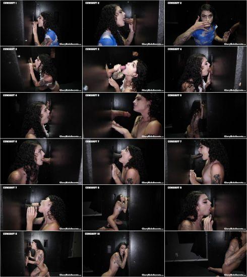 GloryHoleSecrets: Lydia Black - Lydia's First Gloryhole Video (21.08.2020) (FullHD/1080p)