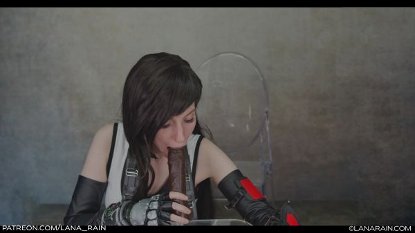 Lana Rain  - Tifa Findom's Barret For Gil (10.06.2020) [UltraHD/4K 2160p] (Dildo)