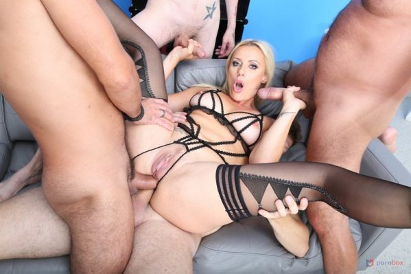 Brittany Bardot - Triple Anal Monster, Brittany Bardot DAP / TP / TAP Balls Deep Session with Monster Buttrose and Creampie Swallow GIO1554 [HD 720p] (LegalP0rno)