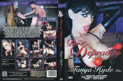 Den Of Depravity (2012)