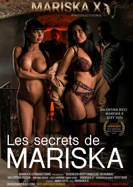 Mariska`s secrets - Les secrets de Mariska [Mariska, MariskaX Productions / Year 2018 / FullHD Rip 1080p]