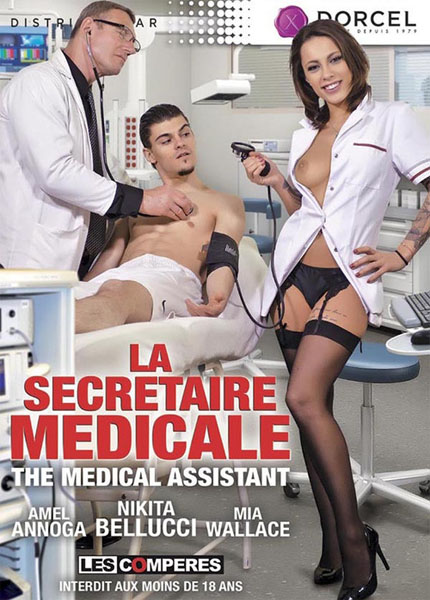 The Medical Assistant [Les Comperes, Selection Dorcel / Year 2016 / HD Rip 720p]