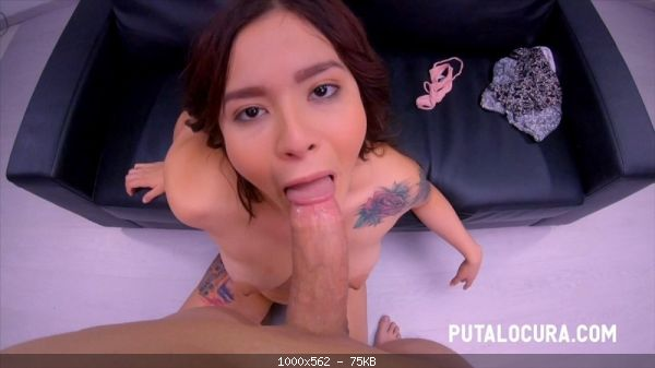 Qie - FUCKING THE CHINESE GIRL (POLVO Y MAMADA A LA CHINA) - MIC 5