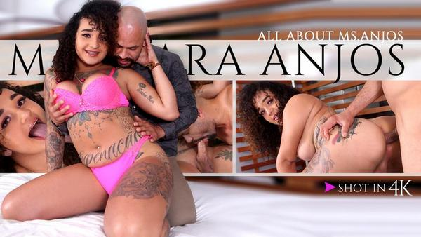 Maynara Anjos - All About Ms.Anjos [Trans500.com / IKillItTS.com / 2020 / FullHD 1080p]