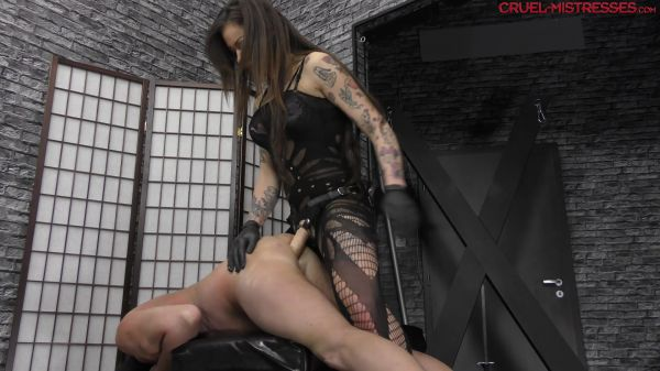 Mistress Cleo - Rough Assfuck With Cleo   [FullHD 1080p] (Cruel-Mistresses)