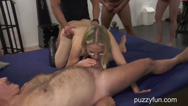 Diana Deluxe - Diana Deluxe needs the PuzzyFun cocks in her cunt (09.09.2020) [FullHD 1080p] (Puzzyfun)