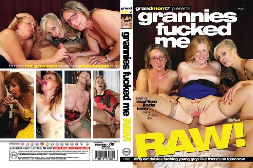 Grannies Fucked Me Raw! (2020)
