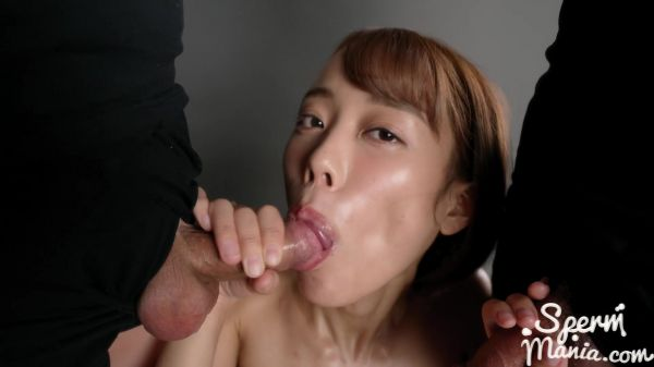 Nanako Nanahara - Gives A Sloppy Seconds Blowjob (11.09.2020) [FullHD 1080p] (Asian)