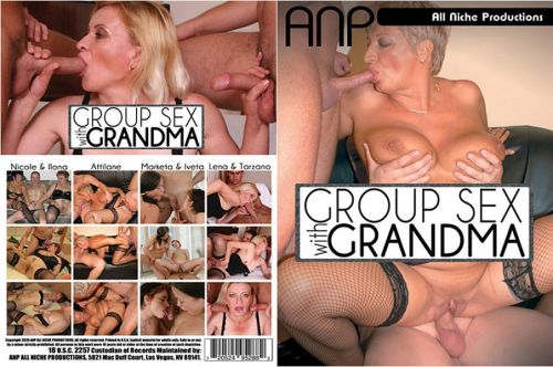 Group Sex With Grandma (2020)