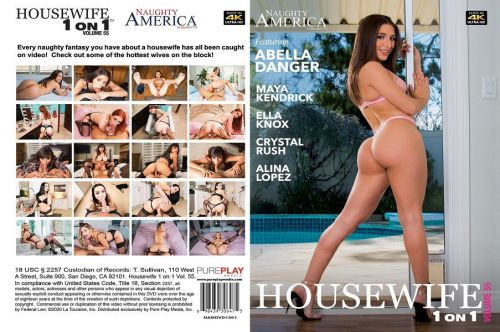 Housewife 1 On 1 Vol. 55 (2020)
