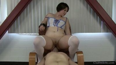 Mistress Echo - Rejected boyfriend kept on as Her Ass licking slave