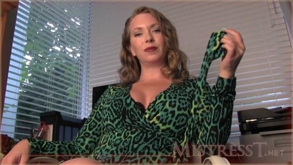 Mistress T - Office MILF Takes Control