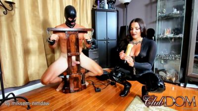 Clubdom – Michelle Lacy Bart Stroking Machine