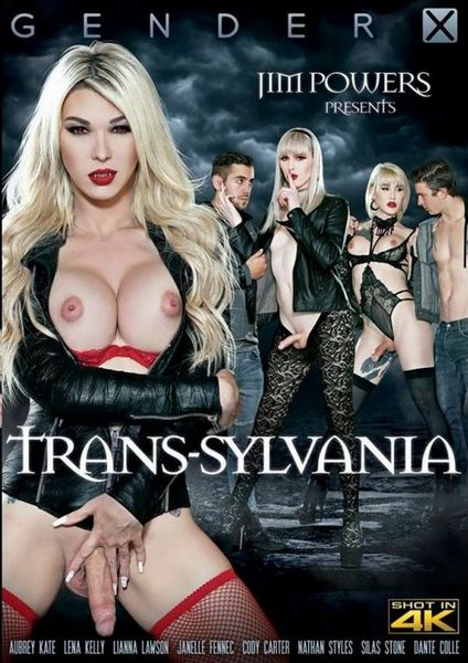 Trans-Sylvania [Jim Powers, Gender X / Year 2019 / HD Rip 720p]