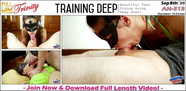 Trinity - Argentinanaked - Traning Deep - AN-513 (08.09.2020) (FullHD 1080p) [2020]
