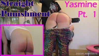 DisciplinaryArts – Straight Discipline: Yasmine Pt 1