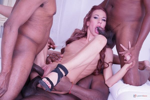 Paris Devine - LegalP0rno - Paris Devine gets fucked by 3 BBC IV530  (HD 720p) [2020]