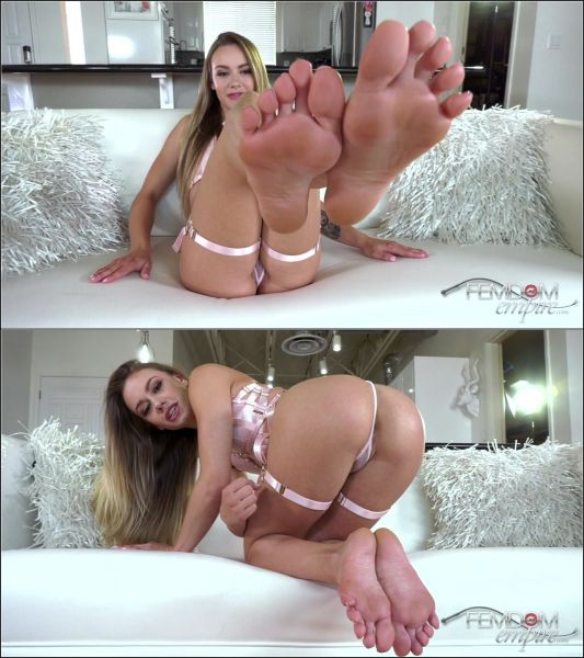 Naomi Swann - Naomi's Foot JOI (18.09.2020)   [FullHD 1080p] (FemdomEmpire)