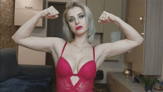 Moneygoddessscc - Muscle Show off