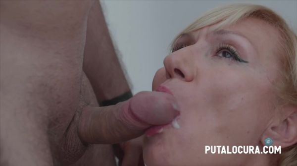 Victoria Vera - Putalocura - BUKKAKE WITH NASTY MATURE (16.10.2020) (HD 720p) [2020]